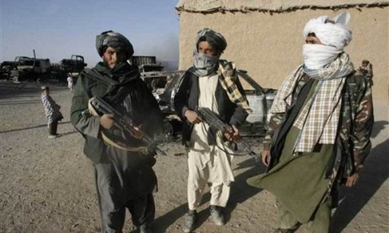 Taliban Attack on Afghan Base Leaves 10 Soldiers Dead