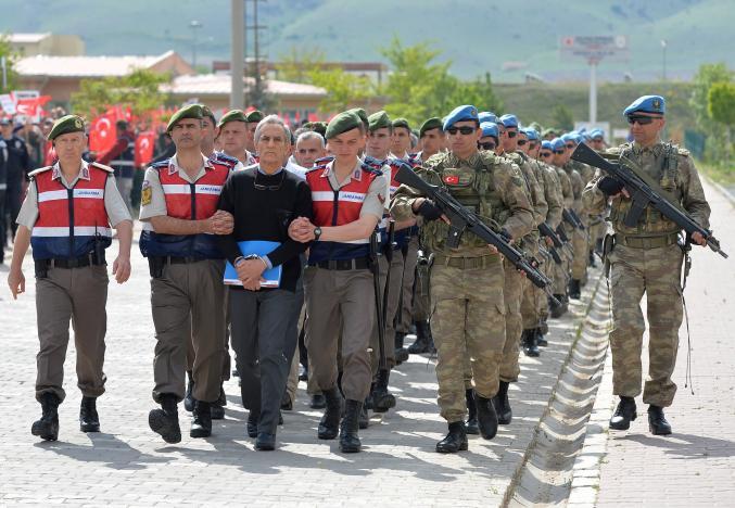 Trial Opens against Suspected Coup Instigators in Turkey