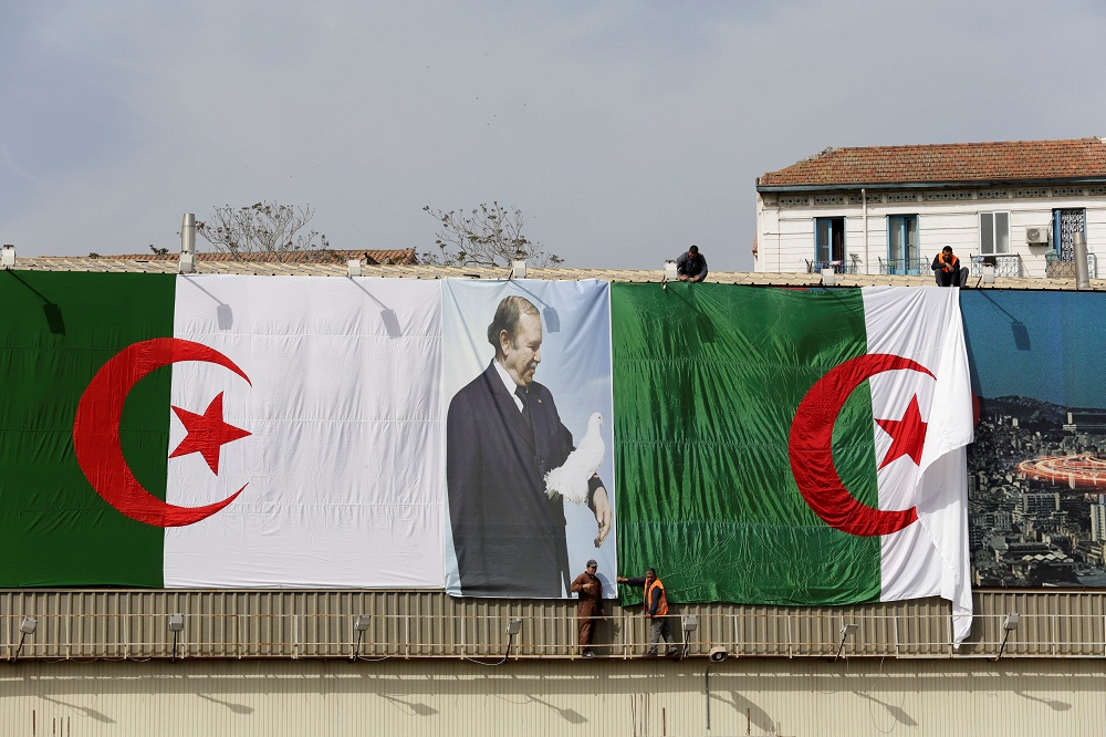 Ruling Party Wins Majority in Algerian Parliamentary Elections