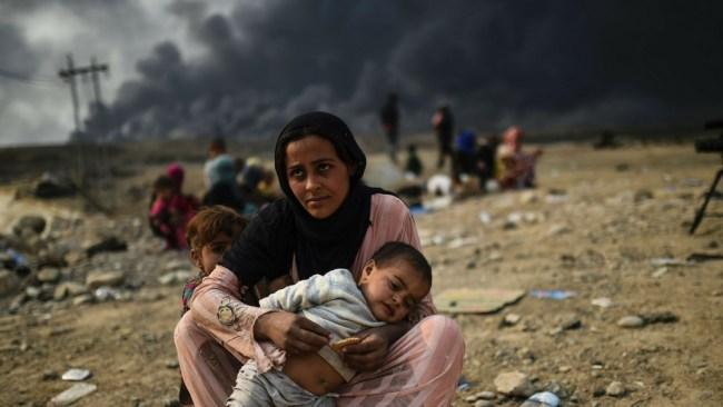 Basic Public Services Prove near Impossible for West Mosul Citizens