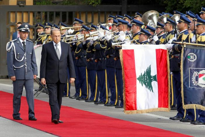 Fadi al-Haber: Hezbollah Gave Aoun the Presidency and Controlled Lebanon