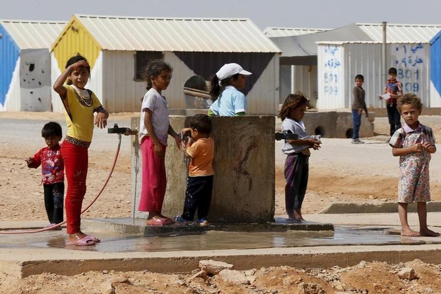 Azraq Refugee Camp Now Runs on Solar Energy