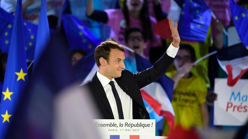 Emmanuel Macron: France's Super Star