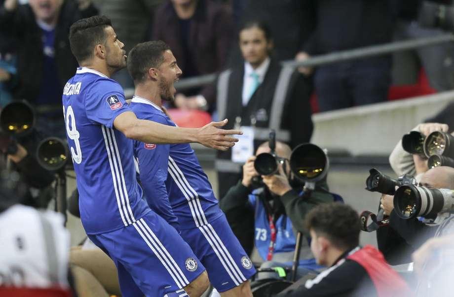 Antonio Conte's New Guard Maintain Chelsea's Fighting Spirit of Old