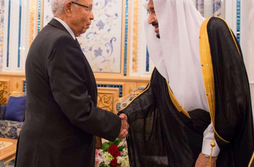 King Salman Invites Arab Leaders to Participate in Arab, Islamic and US Summit