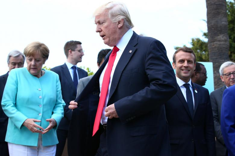 Germany Restructures Trade Relations