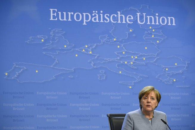 Merkel Seeks 'Good Partner' in Britain after Brexit