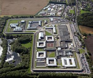 HM Prison Frankland and Long Newton Prison, in county Durham