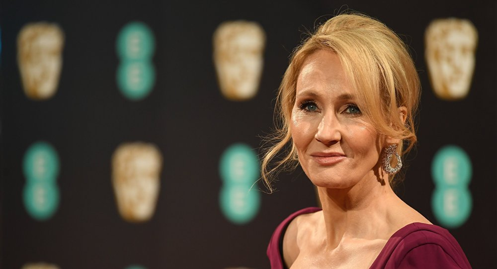 J.K. Rowling Urges Fans not to Buy Stolen Harry Potter Prequel