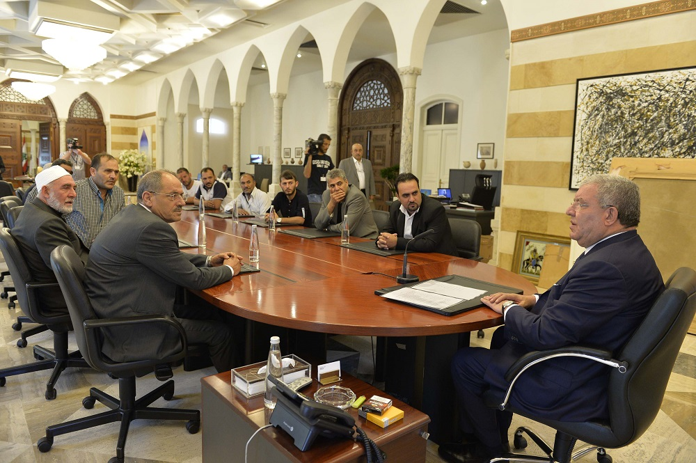 Row over Lebanon's al-Tufail to Be Resolved as Mashnouq Vows Residents' Safe Return
