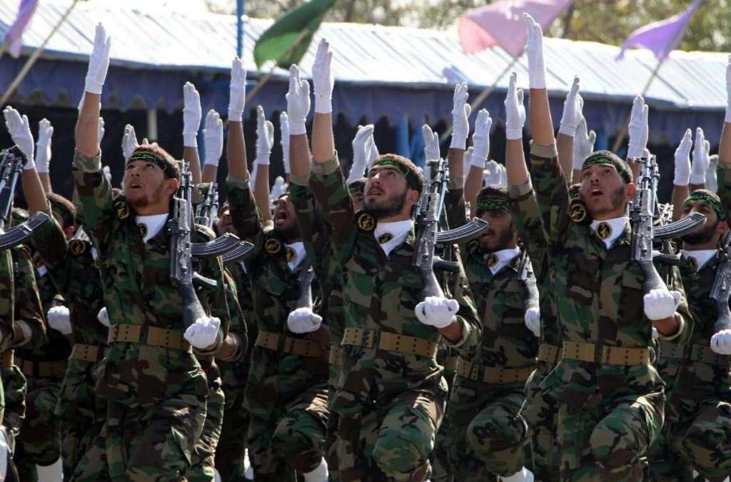 Iran's Revolutionary Guards' Active in Dozens of 'Premises' in Mosul