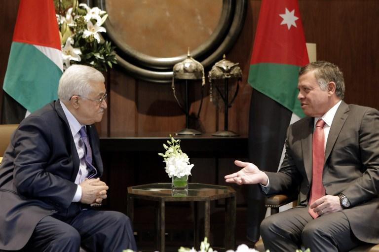 Jordanian-Palestinian Summit Calls for Serious, Effective Peace Negotiations