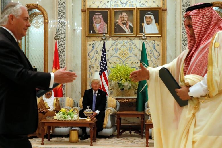 Gulf-US Cooperation to Counter Terrorism Financing