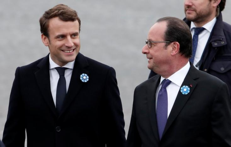 Unemployment, Terrorism, Europe Are Macron's Main Challenges