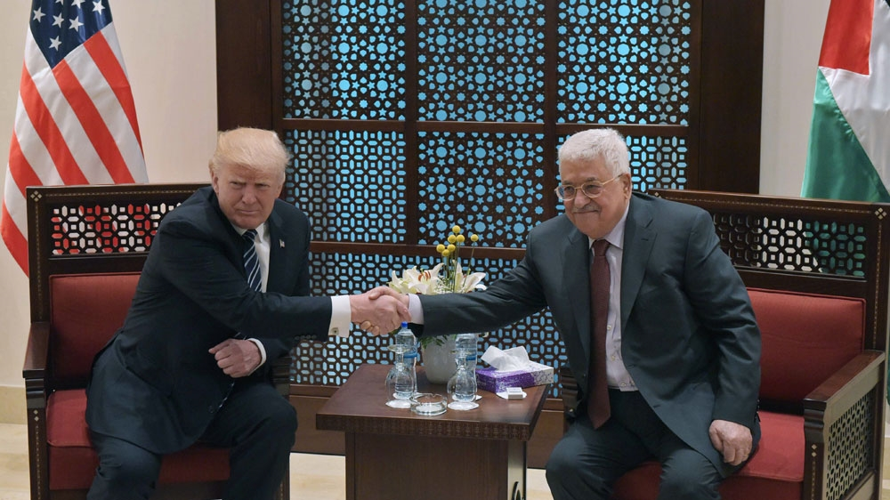 Trump Meets Abbas in Bethlehem, Intends to 'Do Everything he Can' to Reach Peace