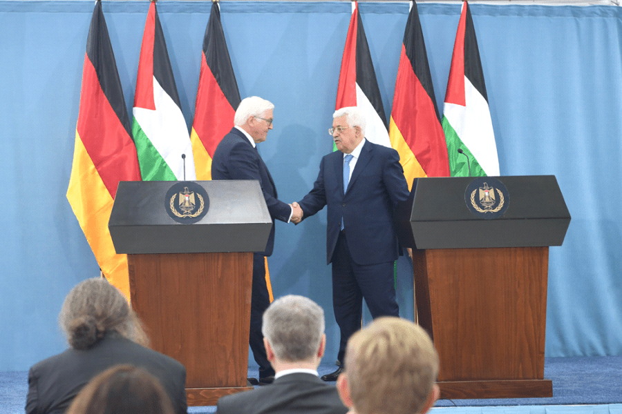 Abbas Ready to Meet with Netanyahu under US Auspices