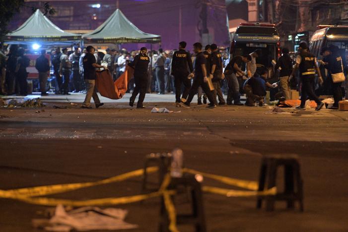 3 Arrested over Jakarta Suicide Attack