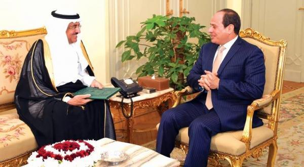 King Salman Invites Egyptian President, Sultan of Brunei to Arab-Islamic-US Summit in Riyadh