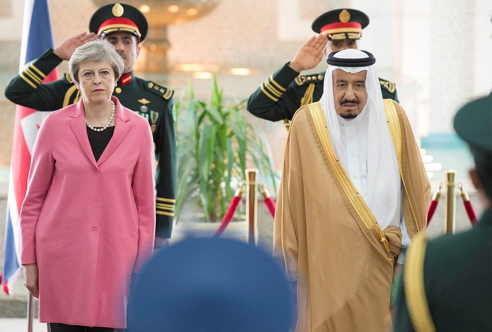 Saudi Delegation Discusses Cooperation with Britain on Advanced Industries