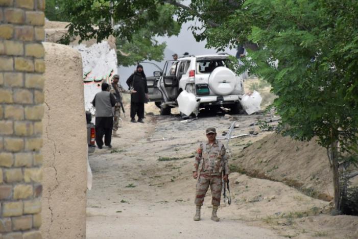 At Least 25 Killed in Pakistan ISIS Blast Targeting Top Senator