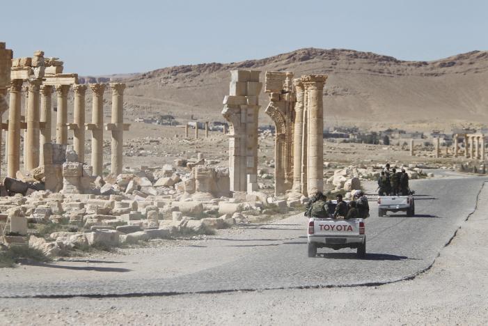 Iran Plans to Secure Corridor towards Mediterranean