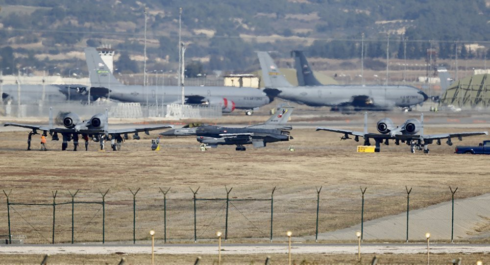 Germany May Move Troops after Turkey Bars MPs from Visiting Incirlik Base