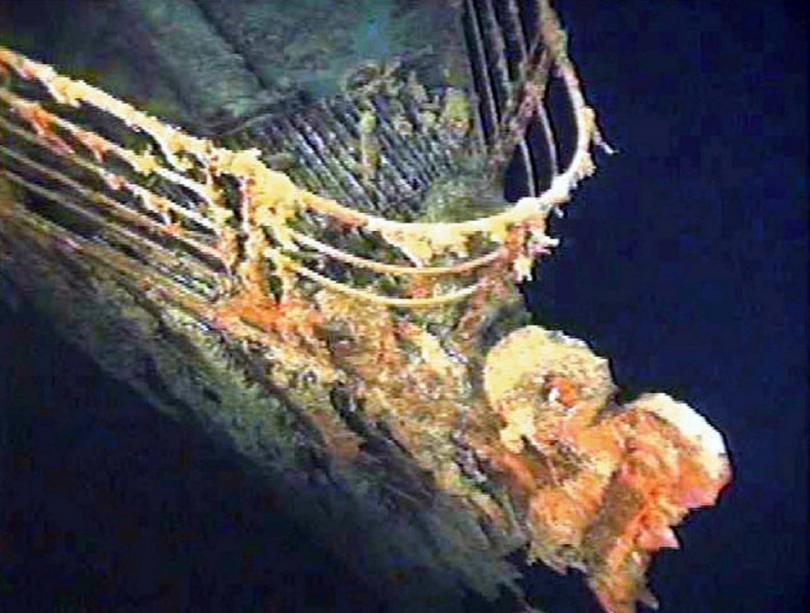 Bacteria Devours Titanic's Wreckage in Deep Waters