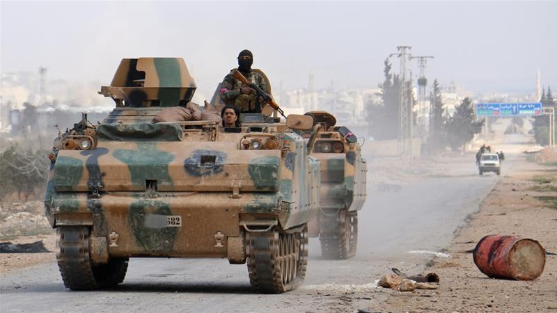 Ankara Announces Plan to Set up Military Base in Syria's al-Bab