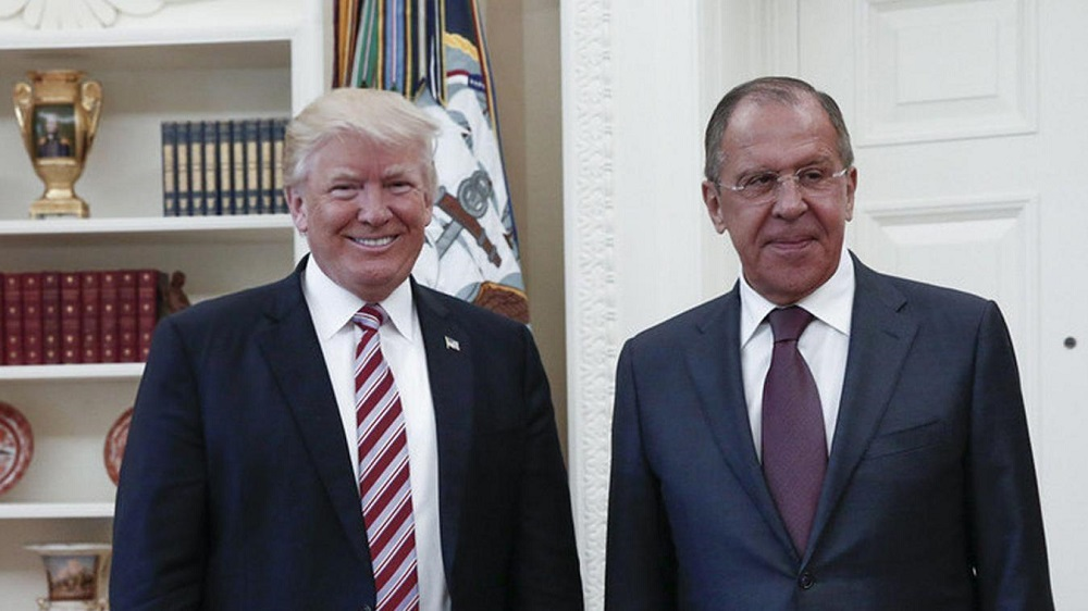 Trump Allegedly Reveals Classified Intel to Russia as White House Denies