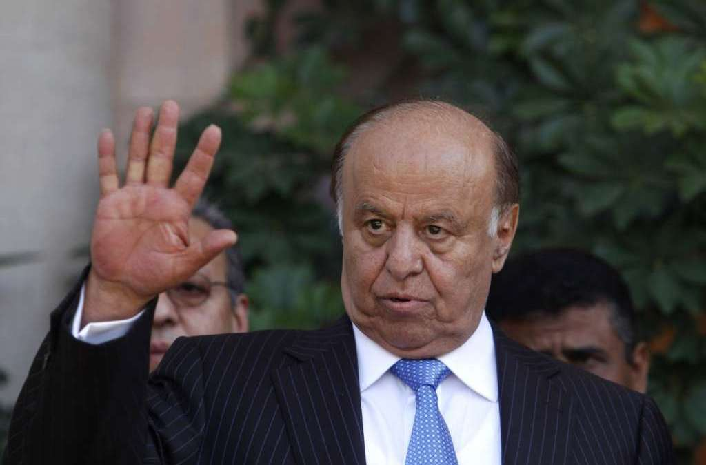 Hadi on Yemeni Unity Day: Conspirators don't Make History