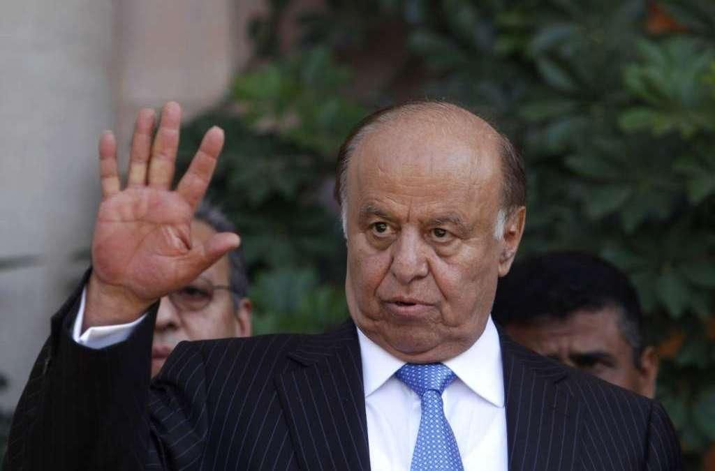 Hadi on Yemeni Unity Day: Conspirators don't Make History