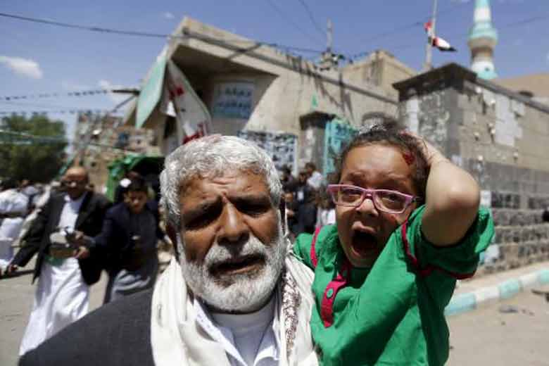Children Victims of Houthis Recruitment to Rehabilitation Centers