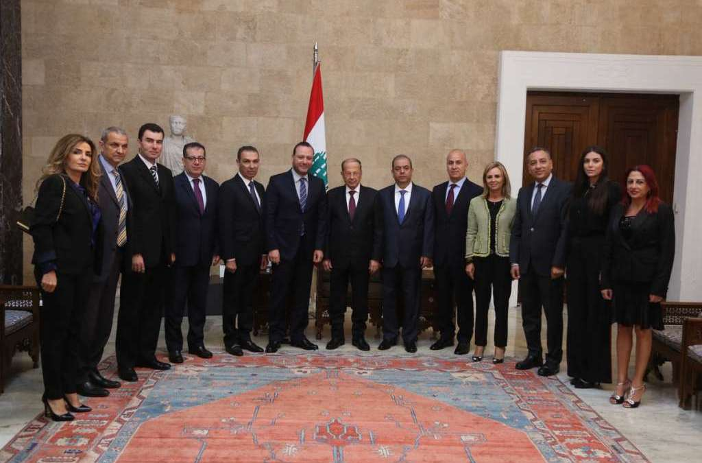 Aoun Refers to 1960 Electoral Law, Amal Holds Bassil Responsible for Disrupting Deal