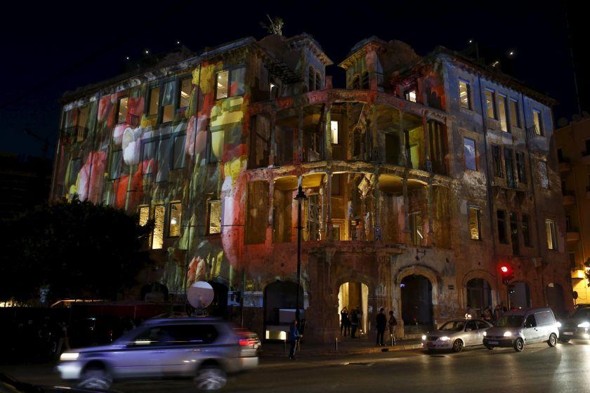 'Beit Beirut' Museum: Between War and Peace