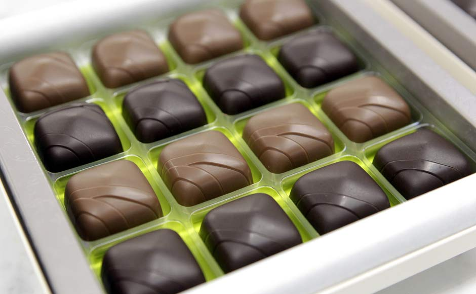 Chocolate Lovers Are Safe from Heart Disorders