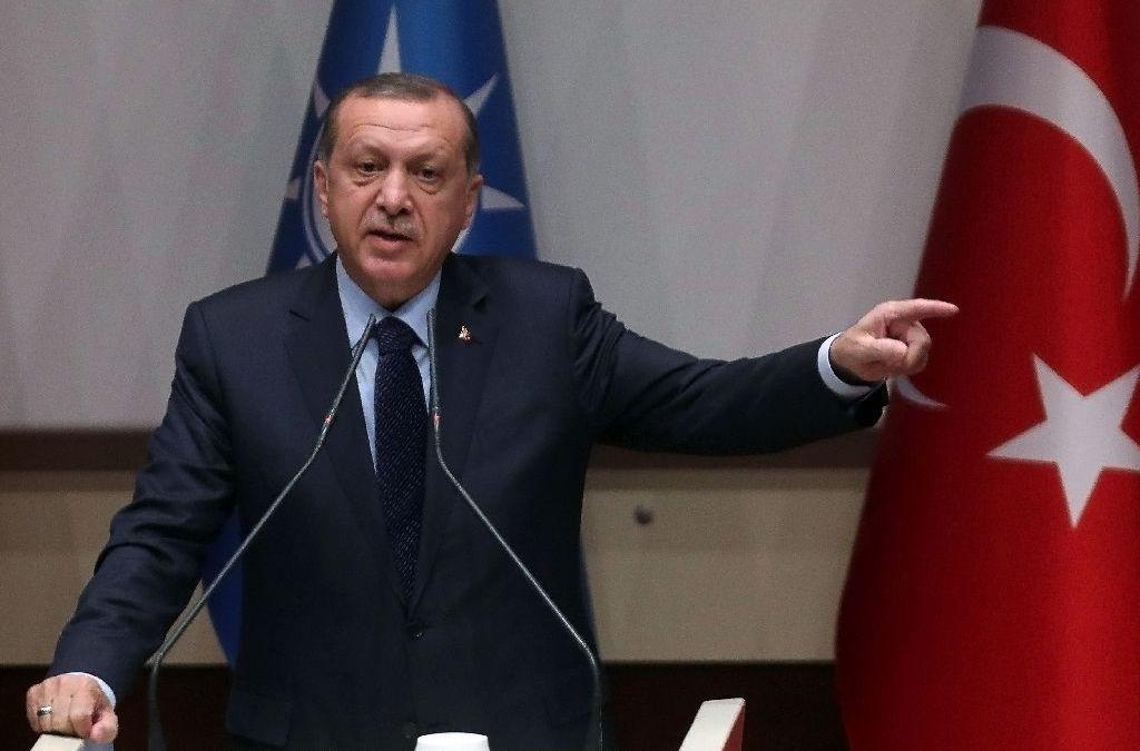 Erdogan Warns Turkey Could 'Say Goodbye' To EU