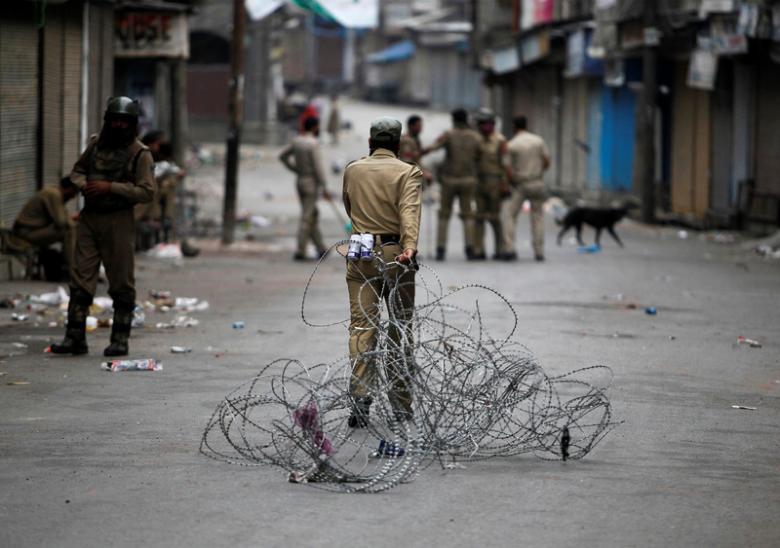 Indian Kashmir Violence Leaves Nine Dead