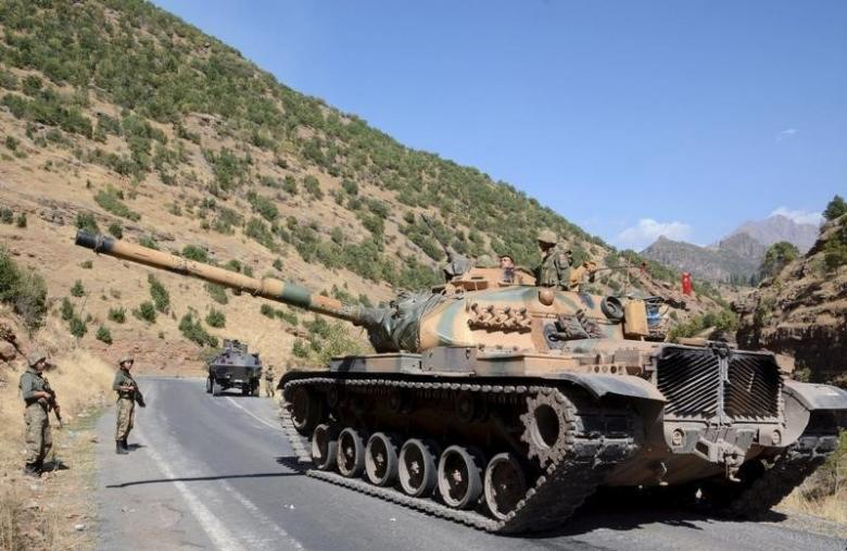 Clashes with PKK Militias in Eastern Turkey Kill Two Soldiers