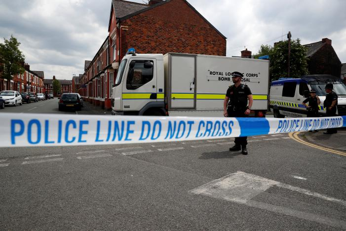 UK Lowers Terror Threat Level from 'Critical' to 'Severe'