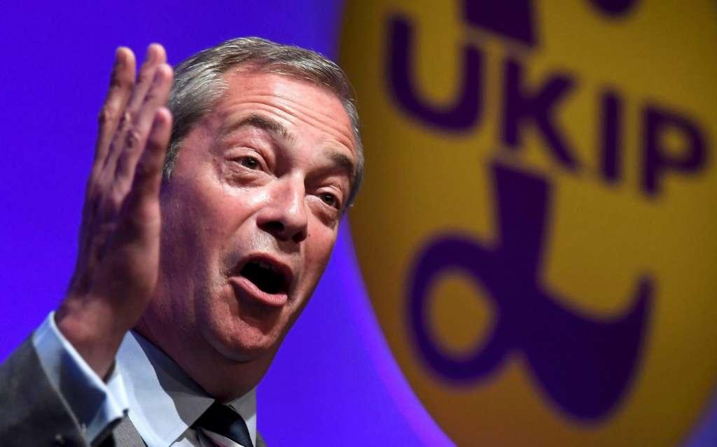 Nigel Farage, UKIP and the Revenge of the Fruitcakes