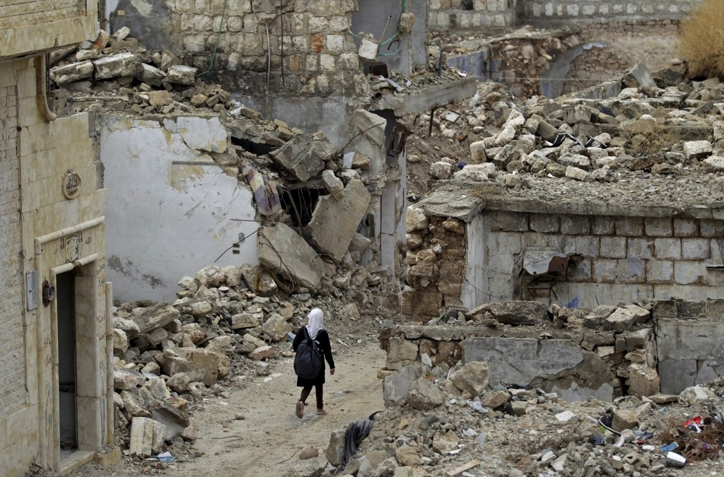 Syria: Iranians Find it's not that Simple