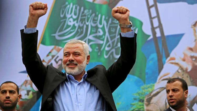 Haniyeh Elected Meshaal's Successor while PA Sieges Hamas Through Taxes
