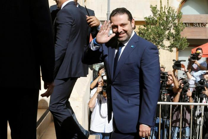 Revival of 'Electoral Law' Talks Expected following Hariri's Return from Riyadh