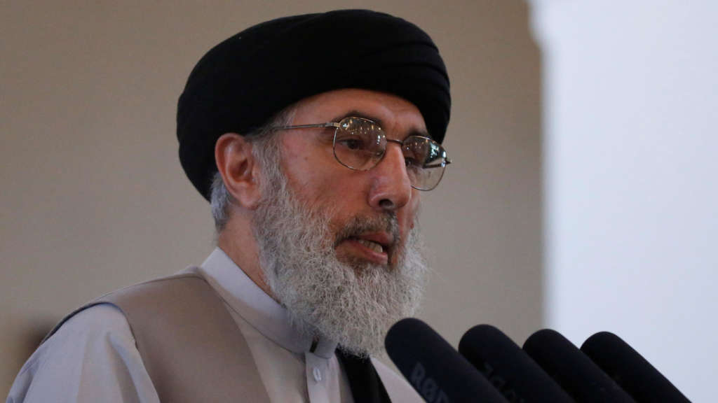 Hekmatyar Welcomed with a Mixture of Anticipation, Anxiety in Kabul
