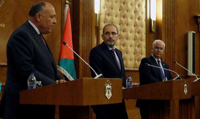 Tripartite Meeting in Jordan to Resume Israeli-Palestinian Peace Talks