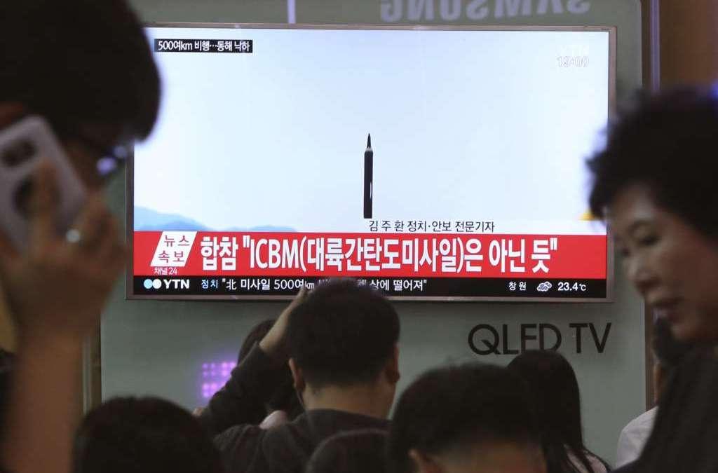 North Korea Says Medium-range Missile Ready for Deployment