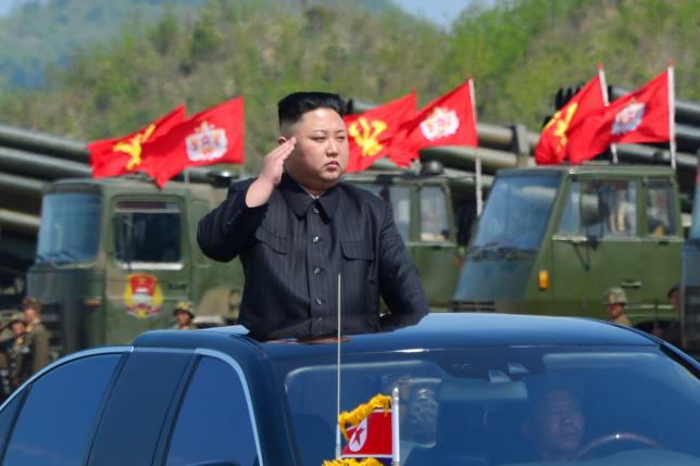 China Urges All Sides in N.Korea Standoff to 'Stop Irritating' One Another