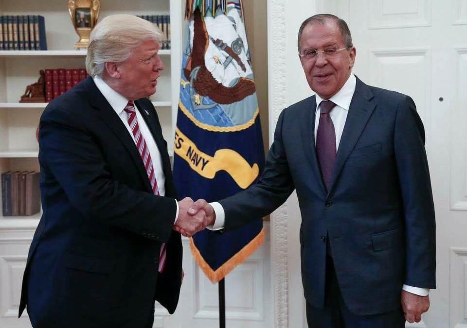 Lavrov Discusses De-escalation Zones with Egyptian, Jordanian Counterparts