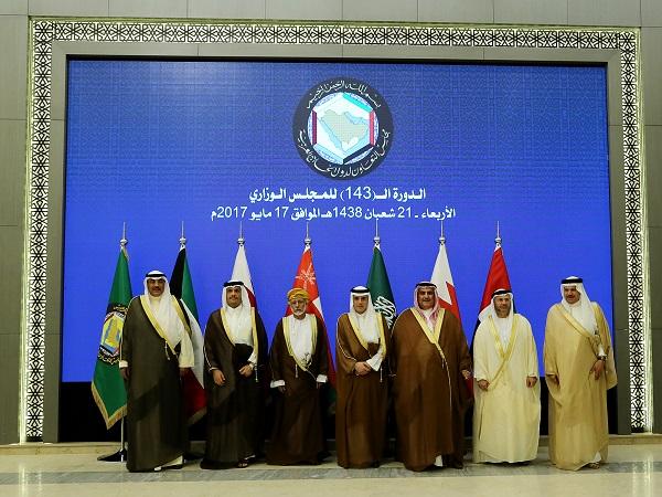 GCC Foreign Ministers Meet Ahead of Riyadh Summits