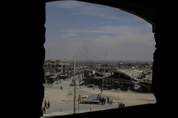 ISIS Loses Major Mosul Bastion